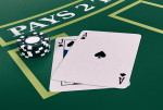 blackjack bord