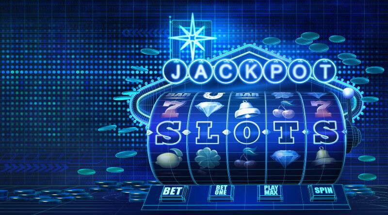 Jackpot Spilleautomat