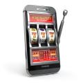 mobiltelefon med casinospill
