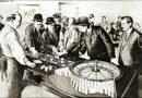 Vintage kasino foto