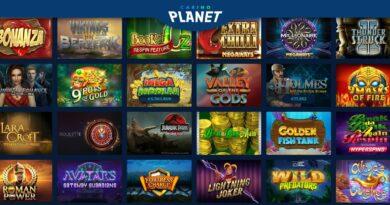 Casino Planet får ennå flere spilleautomater i utvalget sitt