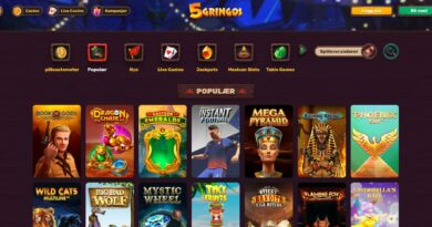 5 Gringos – nytt online casino i 2021