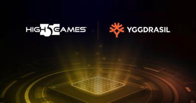Yggdrasil samarbeider nå med High 5 Games