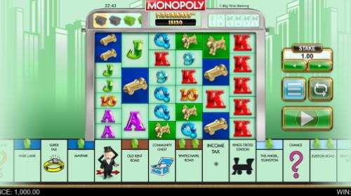 Monopoly monopoly